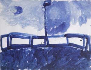kamel-beddaoudia_bateau-bleu