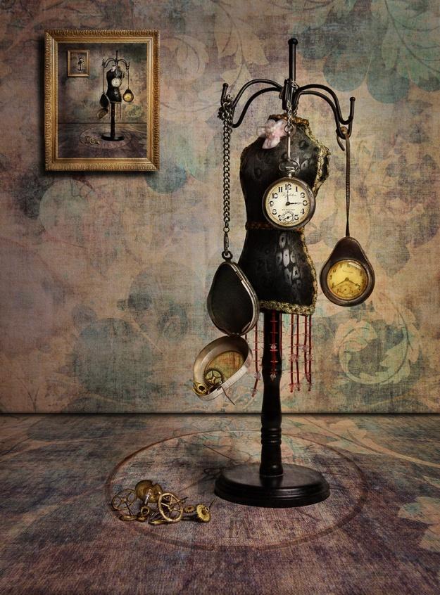 Philippe Sauvadon Broken Time